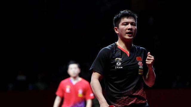 樊振东:自己没有特别过硬的成绩 让自己变得更好