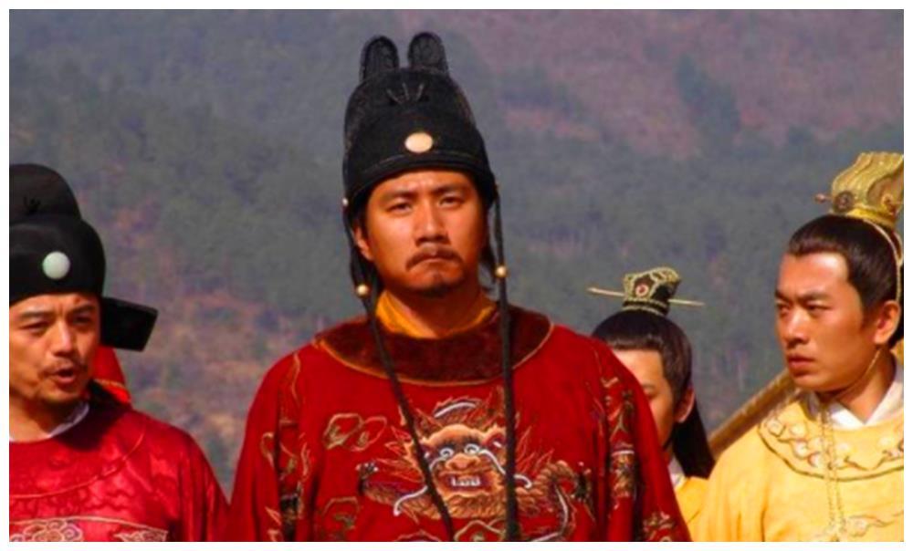伤害中华文明的第三大罪人是明太祖朱元璋