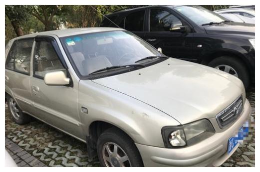 20世纪90年代的经典车型,国产车李霞