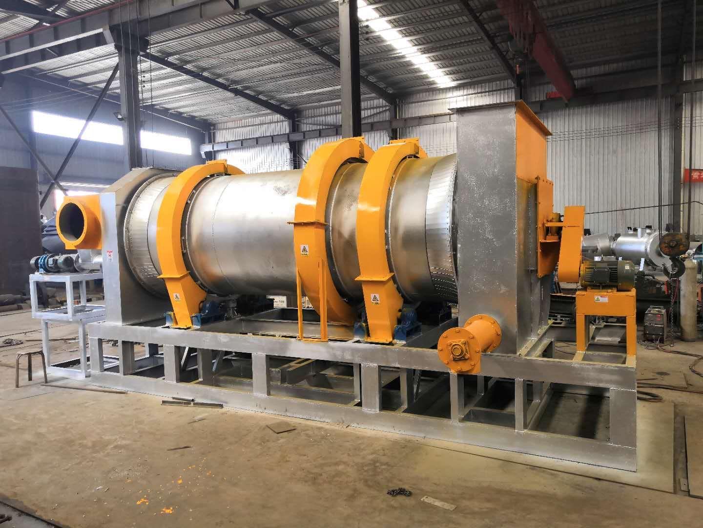 滚筒炉的原理_电动滚筒原理结构图