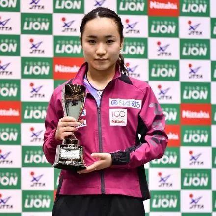 年头年尾两个冠军,伊藤美诚:2020年的目标是无敌!-乒乓国球汇