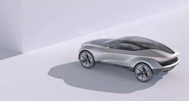 """概念车  """"360度""""设计  起亚Futuron概念车"""