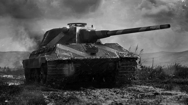 如果二战德国造出了E50坦克,那它会是新概念主战坦克的一员吗?_德国新闻_德国中文网