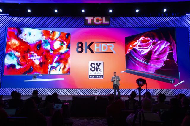 宝藏国牌TCL领航CES:全程8K_玩地更尽兴