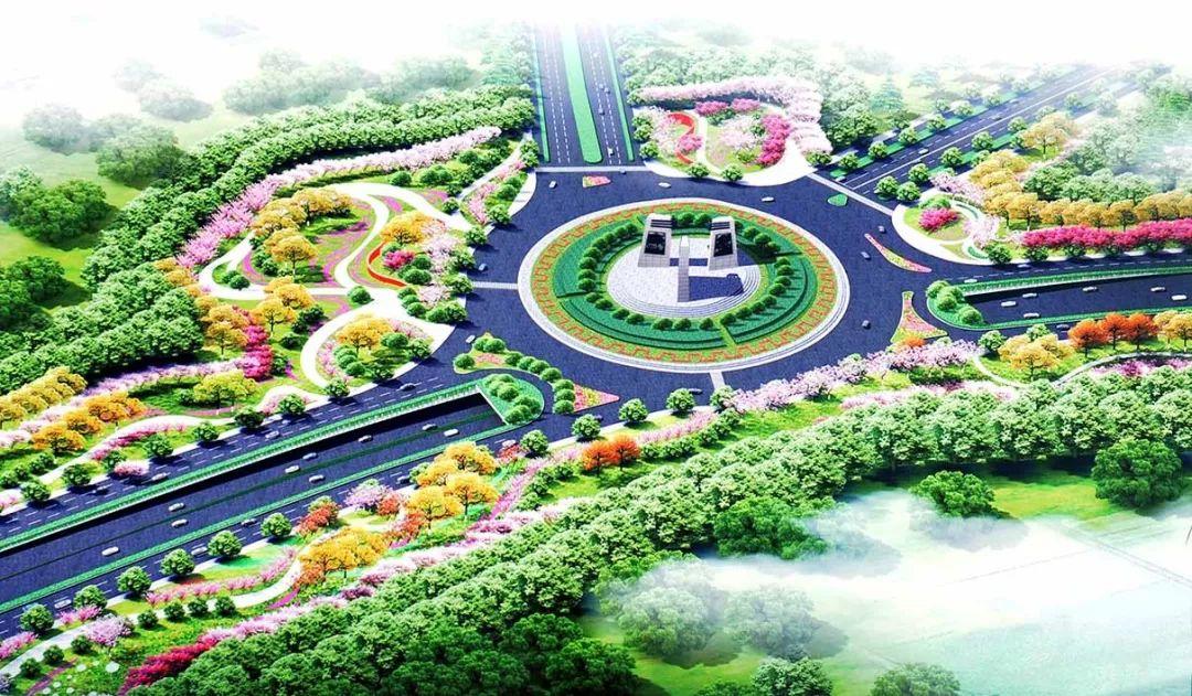 2020年孟津县规划图