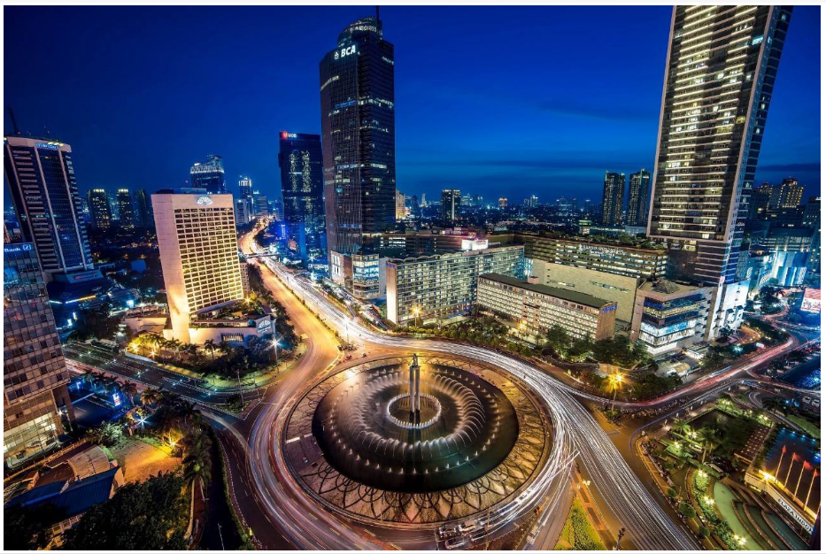 东盟gdp_上半年东盟前六强GDP:印尼最高、越南最低、新加坡经济增速最猛
