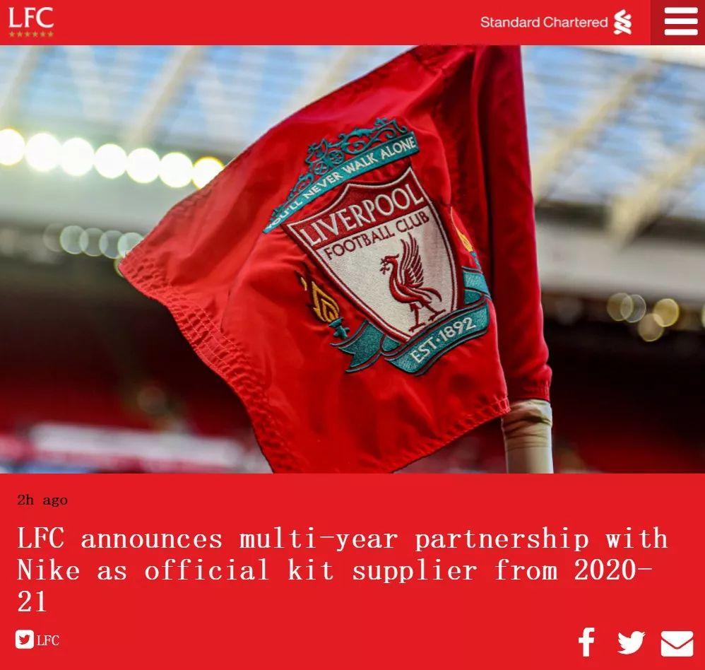 官宣!利物浦又一重磅签约公布,红军球迷最开心了