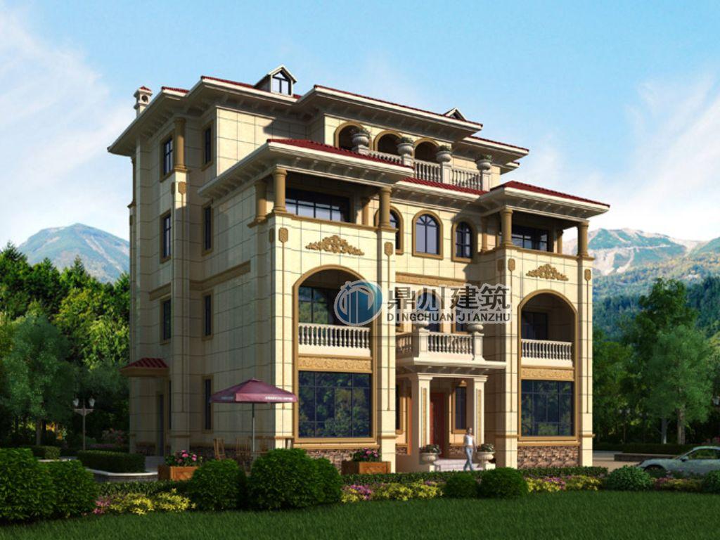 9款农村别墅设计图,建出来栋栋都是精品,网友 回老家盖房子去