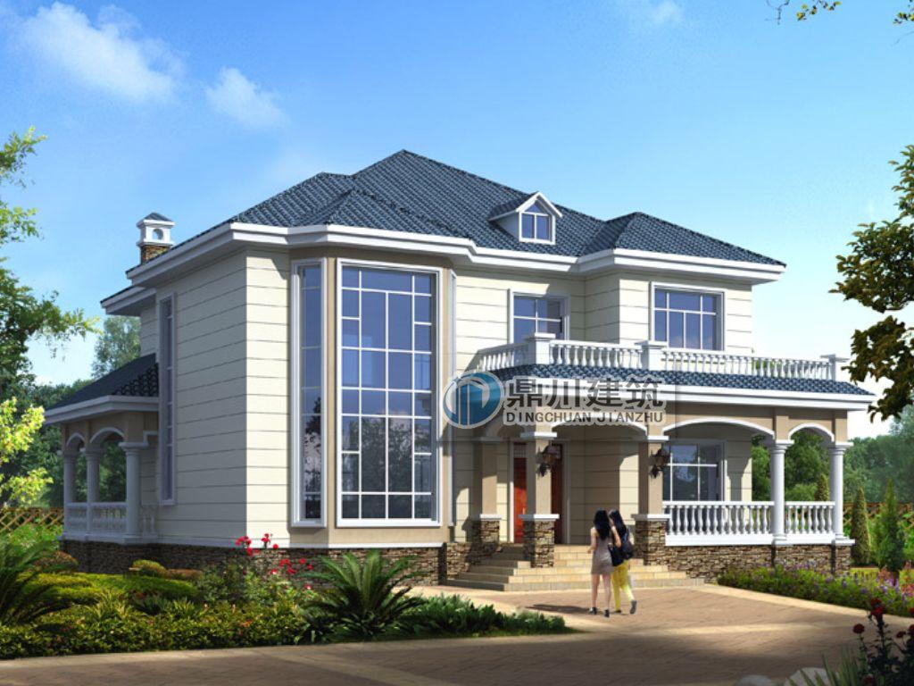 9款农村别墅设计图,建出来栋栋都是精品,网友:回老家盖房子去!