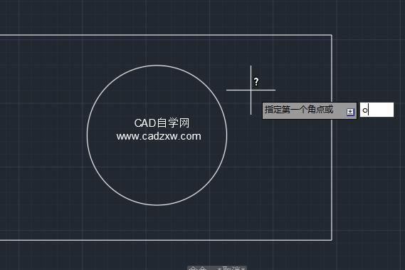 电器商场cad平面图