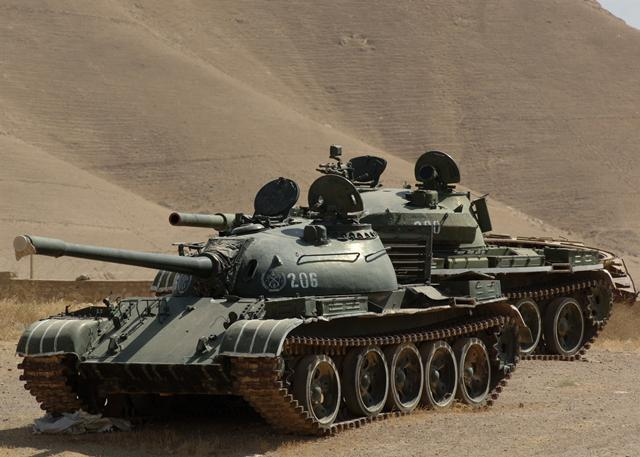 第一代主战坦克已经问世这么久了为何五对负