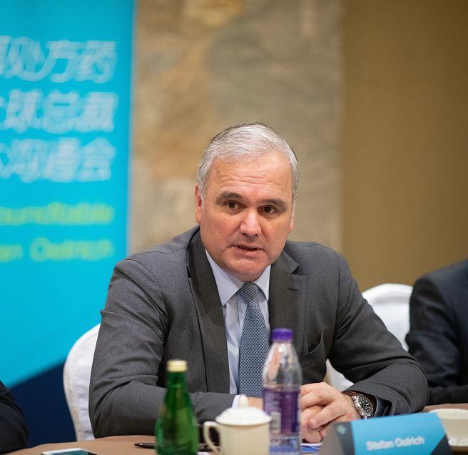 为健康中国贡献更多创新智慧和力量——拜耳集团管理委员会成员、拜耳处方药事业部全球总裁StefanOelrich专访