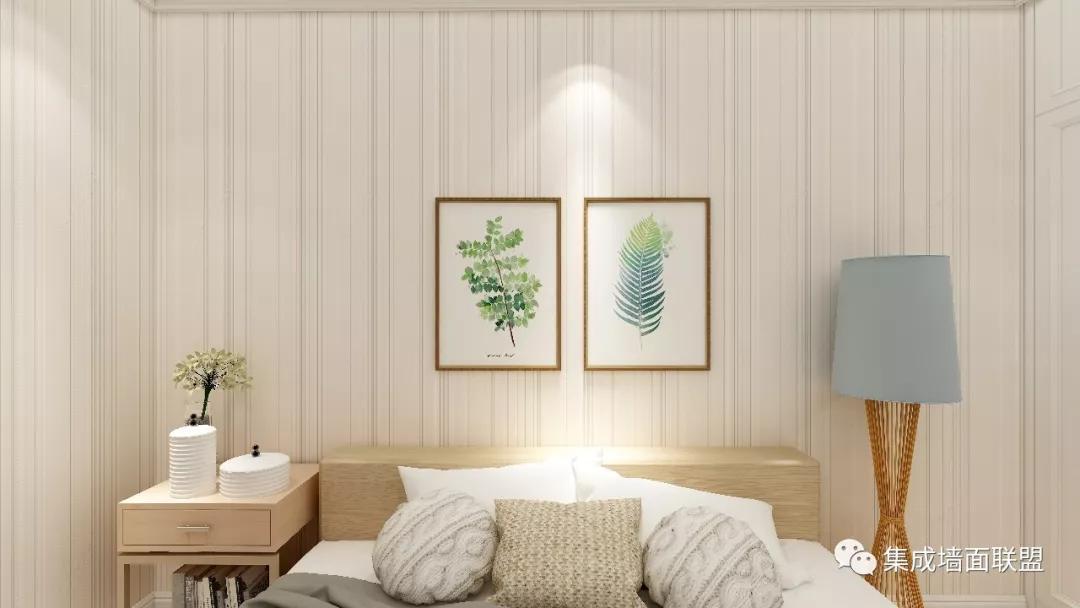 月兔集成墙板,在家居材料中脱颖而出