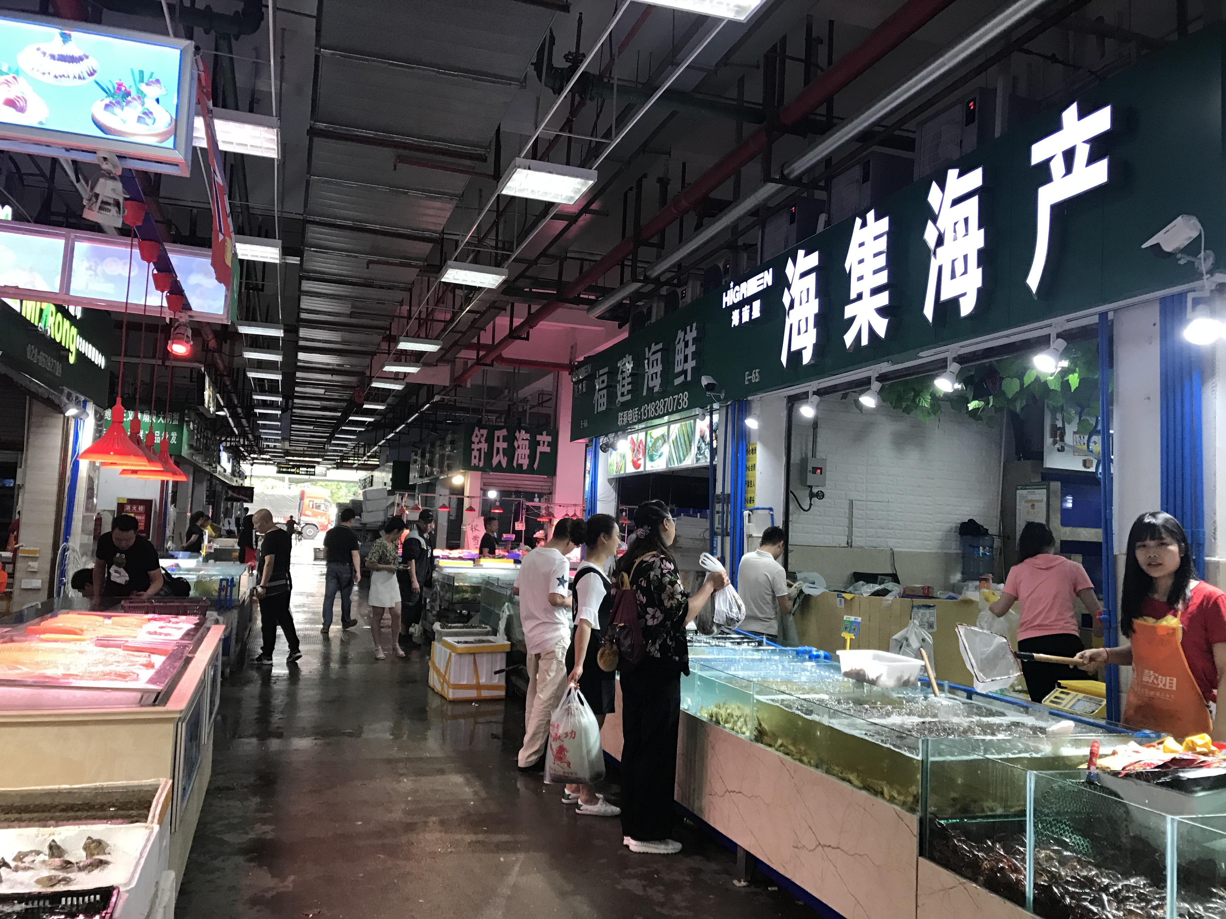 成都农产品中心批发市场八大举措保供稳价惠民生