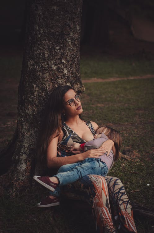 """母乳喂养最""""疼""""的事情,那是堵奶的疼,被我遇上了"""
