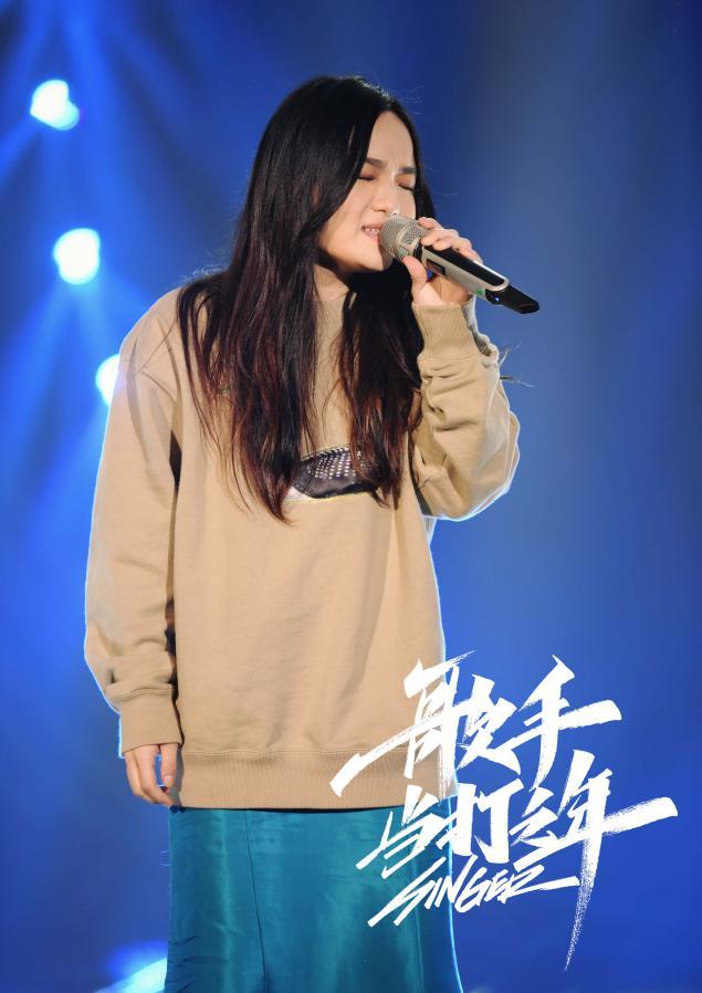 徐佳莹重磅回归《歌手》阔别四年惊艳期待