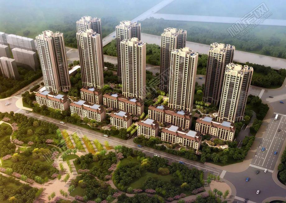 清新区中医院规划图