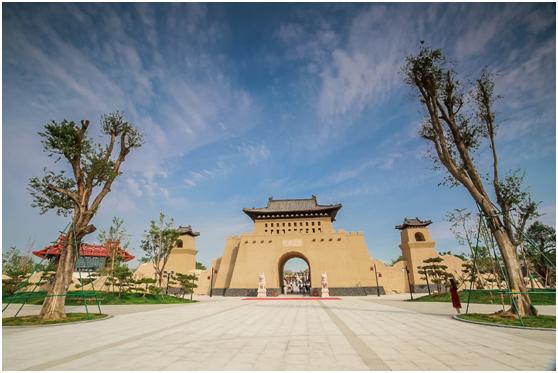 山东齐河县大项目带动全域旅游