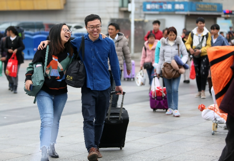 你過年回家嗎?超6成網友春節期間有出游計劃