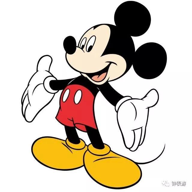 [钟表游]古驰gucci超级可爱米老鼠鼠年属相表图片