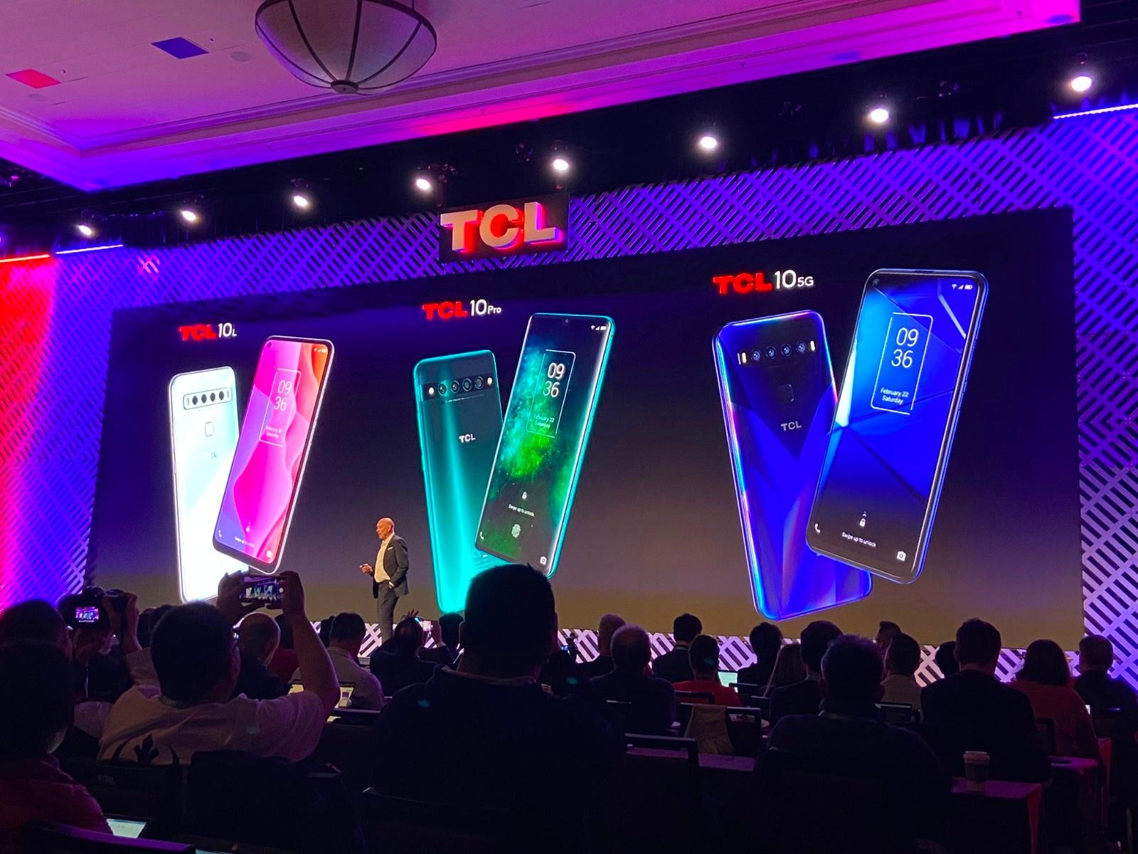 """TCL品牌手机首次进军美国 能借5G实现""""王者归来""""吗"""