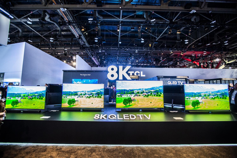 TCL 1.11威5日99元抢电视, 8K超大屏电视已列入必买清单