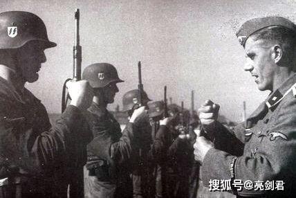 解密纳粹德国最强悍的部队,外号地狱魔鬼,士兵居然不是德国人_德国新闻_德国中文网