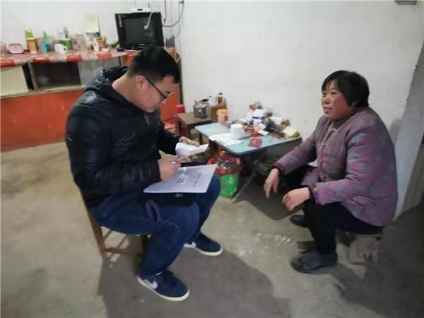 """方城县发改委开展""""六个一""""活动 激发贫困群众脱贫内生动力"""