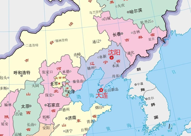 辽宁省总人口是多少_东北三省之一的辽宁省,哪个城市更加宜居,大连市还是沈阳市 ...