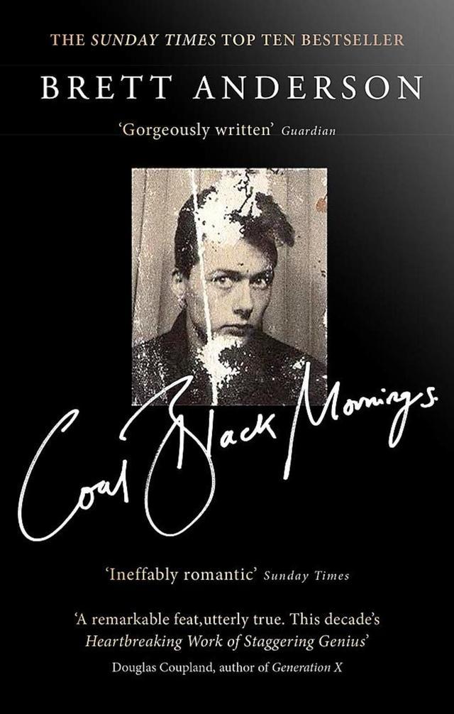 山羊皮主唱安德森首部回忆录,关于个人记忆与时代背景