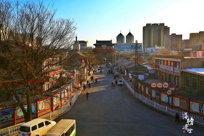 """宣化古城有一座地标建筑,被誉为""""第二黄鹤楼"""",门票仅10元"""