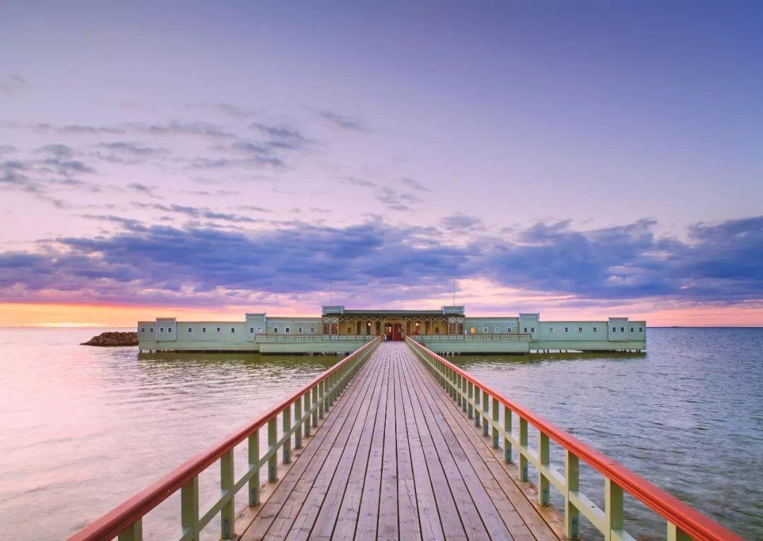 瑞典南部必体验:冷水浴场