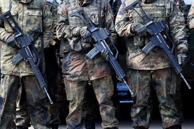 德国军队要跑了,带着他们的G36步枪从伊拉克跑到约旦了_德国新闻_德国中文网