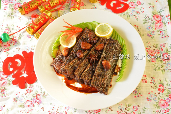 红烧带鱼—记忆中的年夜饭,承载了多少代人的回忆?_小火