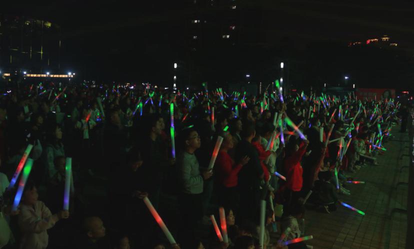 58同镇电音狂欢夜圆满落幕 万人狂欢嗨翻全场插图(5)