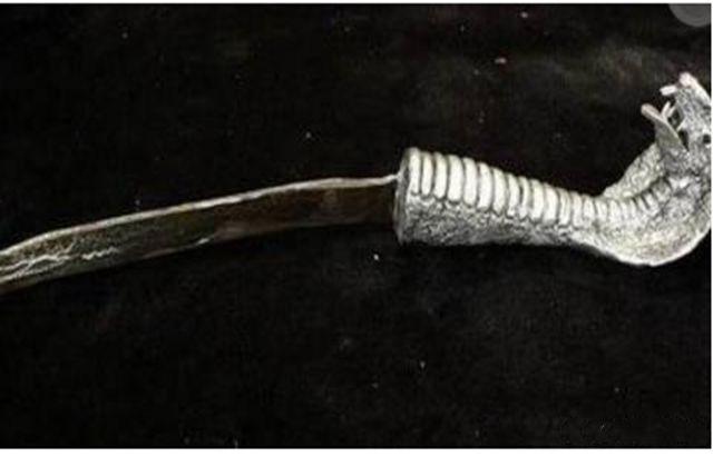 2. 印度鞭人:这款兵器是印度士兵的绝杀兵器,它使用的方式十分的特别,全靠甩来提高威力的,印度鞭刃通常长度为1.3米左右,重量为2斤,只要全力甩起来,鞭刃就可将力量发挥到极致,在1米的攻击范围内无视一切防御,铠甲也能直接切断,还能伤到铠甲里的敌人,可以说该