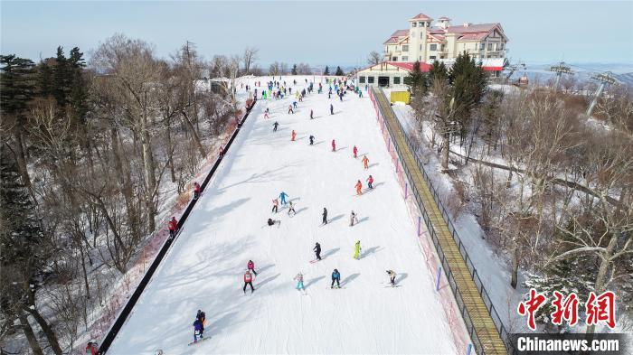 城市为卷冰雪为墨:哈尔滨冬日画卷引世界共赏