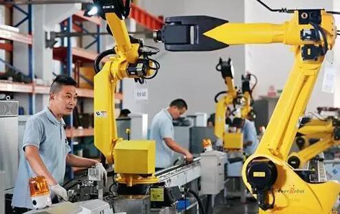 产业 | 江苏已形成苏州、南京、常州三大机器人产业集群