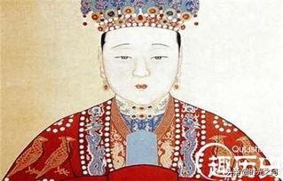 朱元璋的结发妻子大脚马皇后马秀英的一生