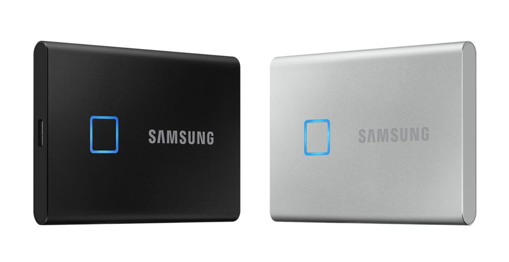 三星为新款移动固态硬盘加入指纹识别来提升文件安全性