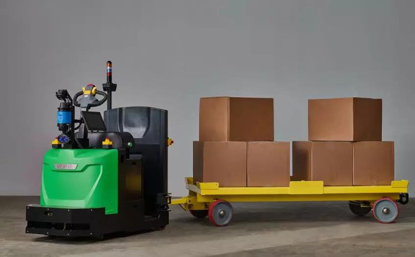 物流幸运彩网址Vecna Robotics完成5000万美元融资