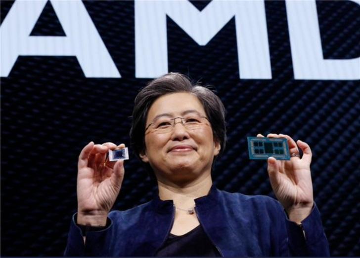 英特尔为何阻挡不了一次又一次的AMD yes!!!