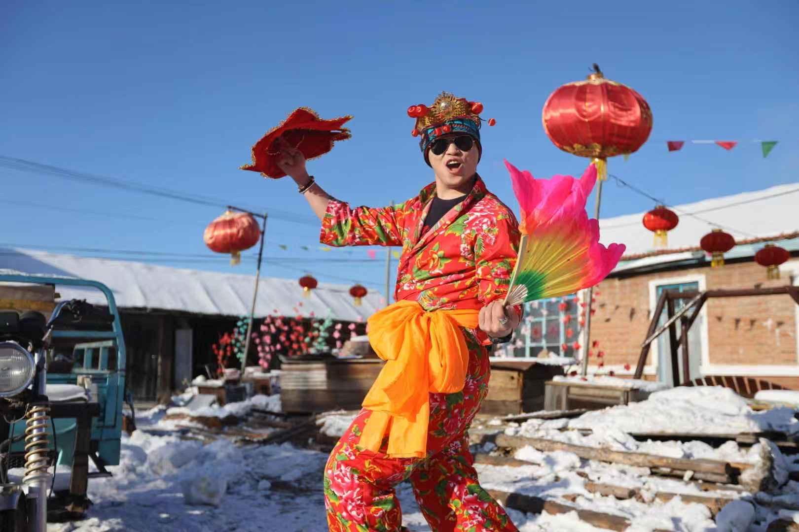 中国冷极点不是中国最冷 最冷的地方是个小村庄!