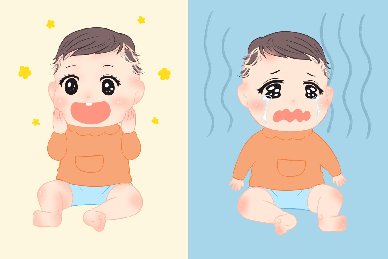 有反应是不是证明宝宝在发育 宝宝三岁前的几个反应,恰恰证明了孩子聪