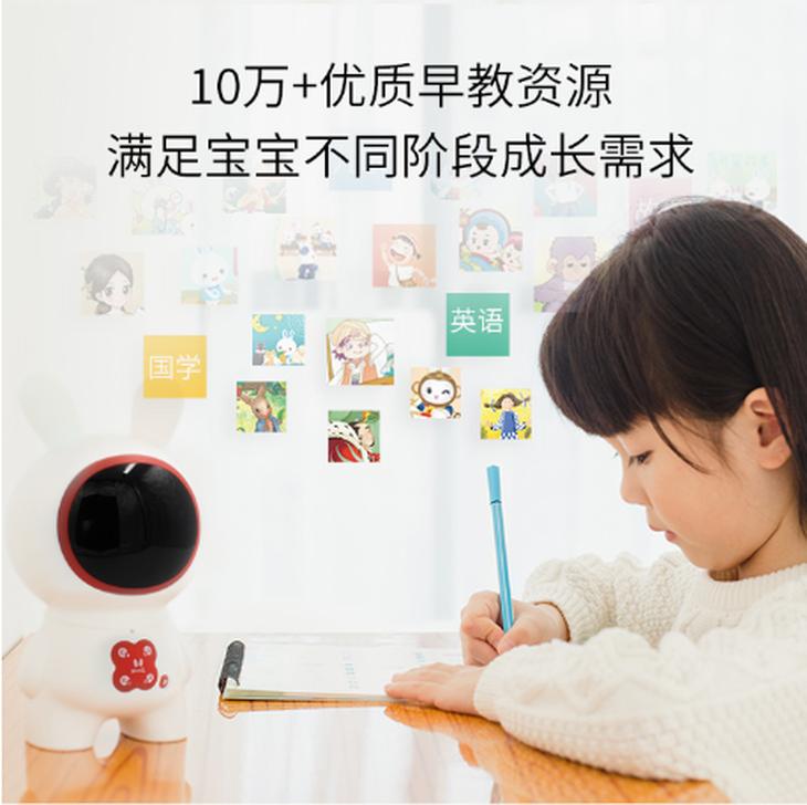 科技赋能早教领域 火火兔智能早教故事机助力宝宝全面成长