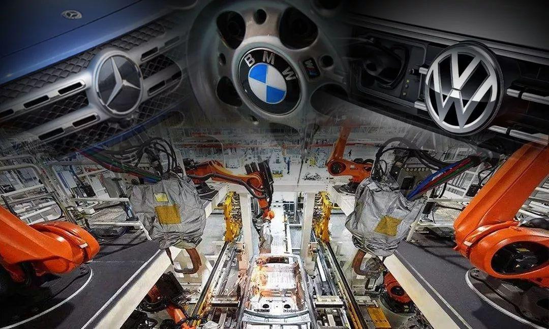 """德系三巨头德国产能下滑9% 汽车产业整体""""向东""""发展_德国新闻_德国中文网"""