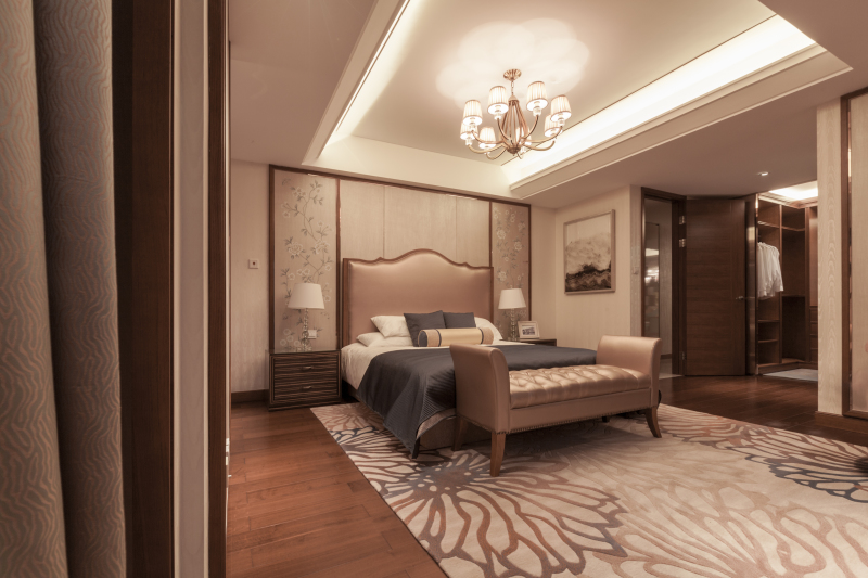 卧室若是选了这个颜色,暗喻一生操劳命,可别坑了自己 !