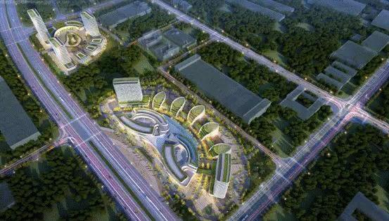 2020年济南首次土拍!绿地全球商品贸易港落地!
