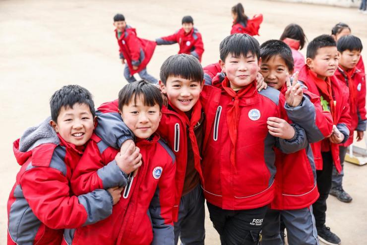 融创郑州|汇聚公益力量,绘就爱心地图