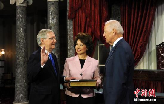 美国众议院或将递交弹劾条款 参院共和党人做准备